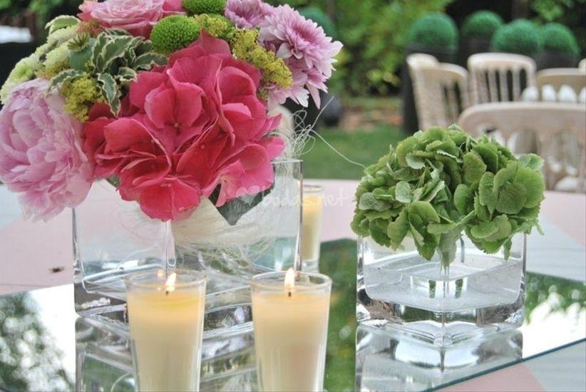 Decora tu boda con espejos for Espejos altos decoracion