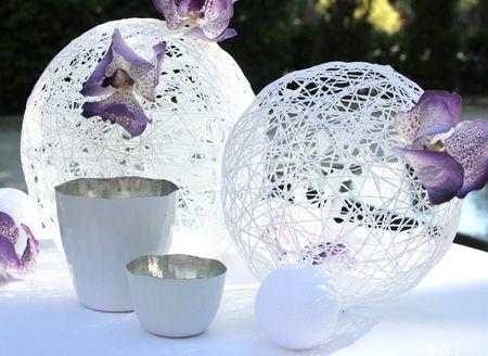 C�mo hacer esferas decorativas