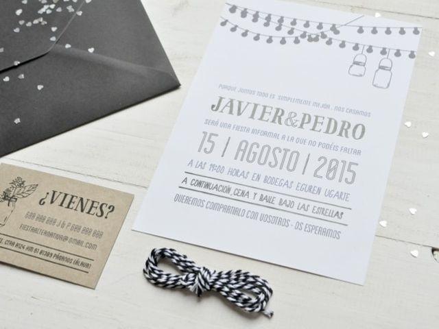 Tendencias en invitaciones para el 2015