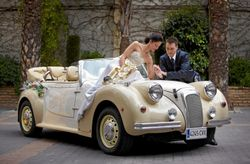 4 opciones para tu transporte de boda