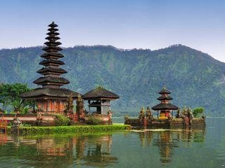 Luna de miel en Indonesia
