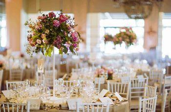 Consejos para elegir el salón perfecto para el banquete de boda