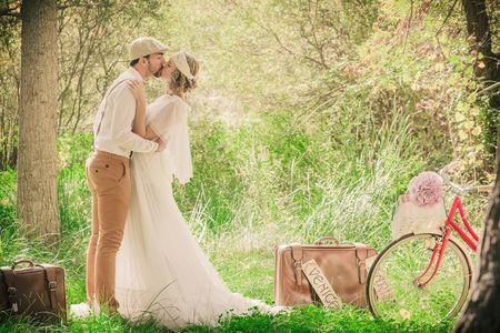10 bodas de estilo vintage