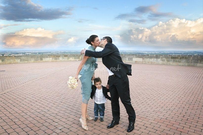 Matrimonio Con Hijos Tema : Cómo organizar vuestra boda y ser padres a la vez