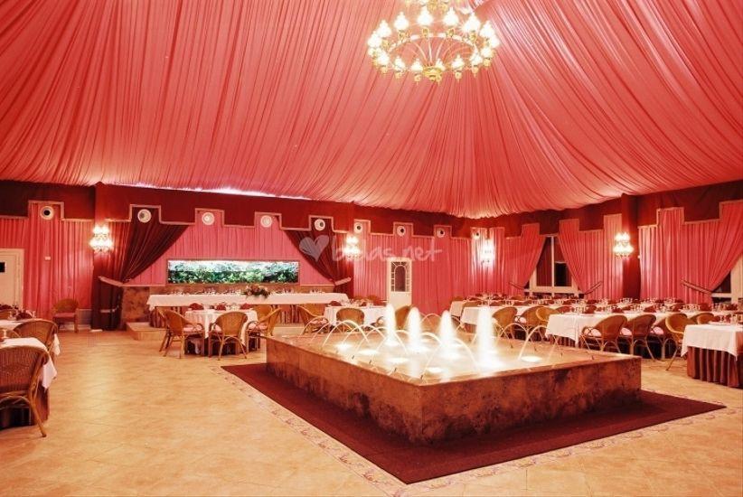 Celebra una boda de ensue o con bodas par s - Salones de ensueno ...