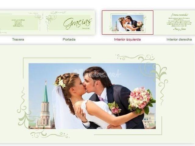 Comprar las invitaciones de boda por Internet