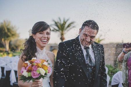 El estrés de los 100 días antes de la boda