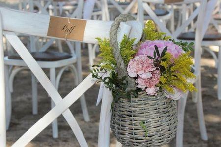 C�mo elegir las sillas perfectas para la boda