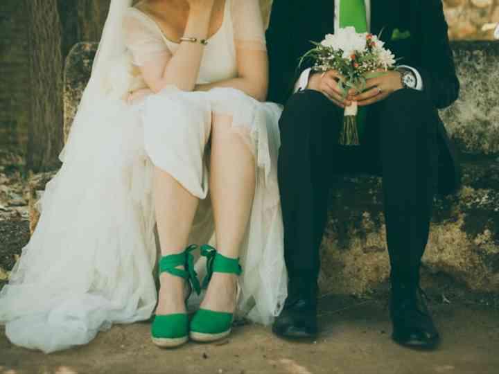 5 ideas divertidas para las fotos de boda