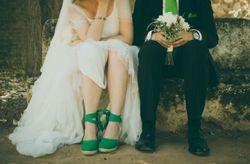 10 ideas divertidas para las fotos de boda