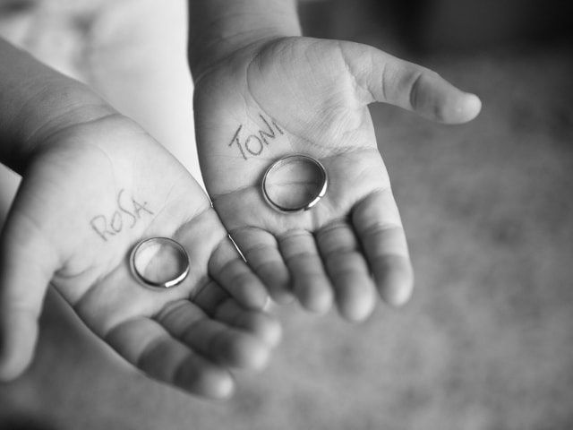 10 cosas que debes saber sobre tus anillos de boda