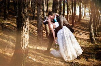 La fotografía publicitaria en las bodas
