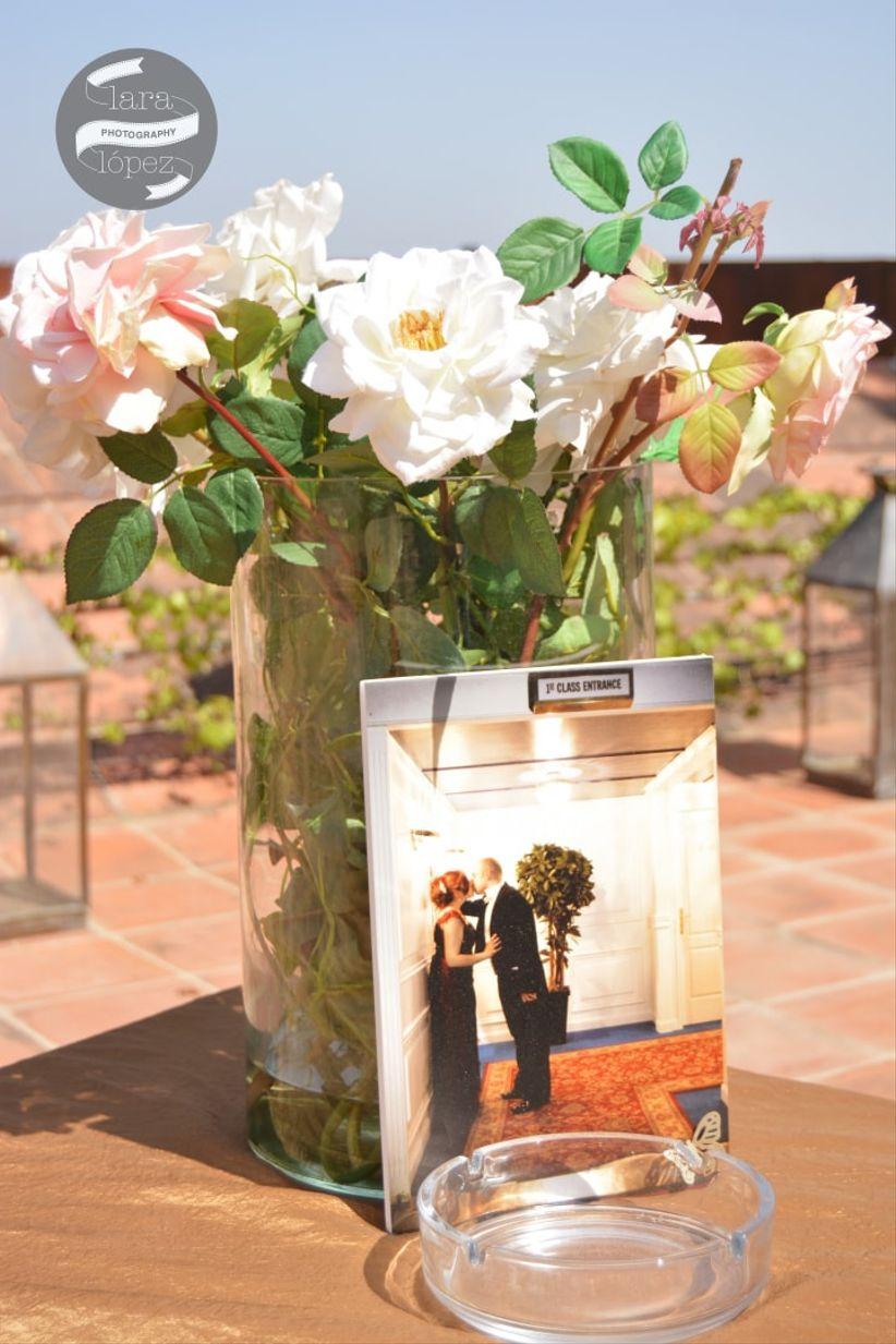 10 ideas para decorar tu boda con fotos for Ideas para decorar una boda