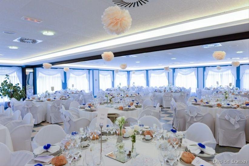 Inspiraciones para decorar el techo del banquete - Decorar el techo ...