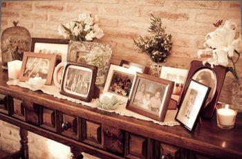 5 rincones para una boda vintage
