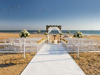 Decoración para bodas en la playa, todo lo que debéis saber