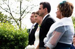 Los testigos en la boda civil