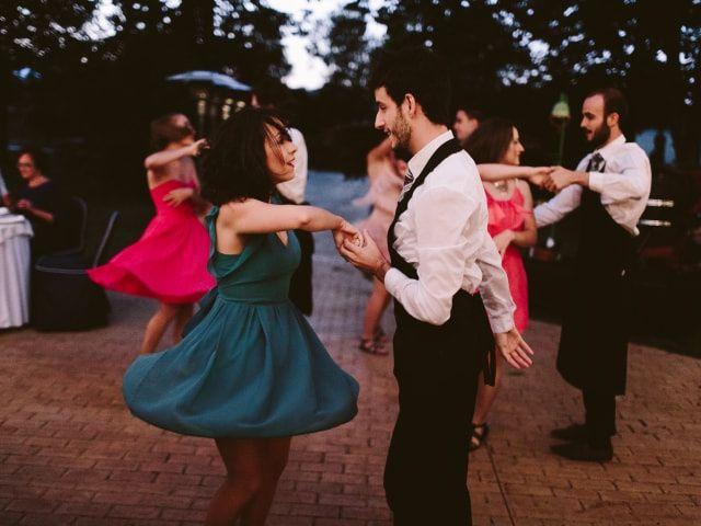 ¡Sorprended a los novios con un divertido flashmob!
