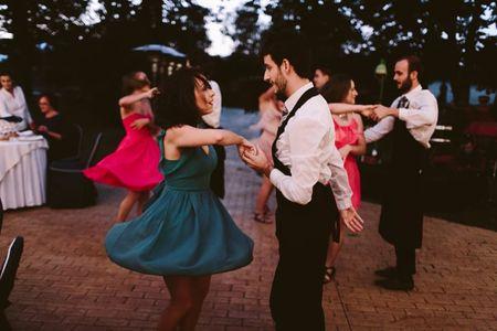 ¡Sorprended a los novios con un divertido 'flashmob'!