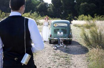 5 pistas sobre la tradición de las latas en el coche de bodas
