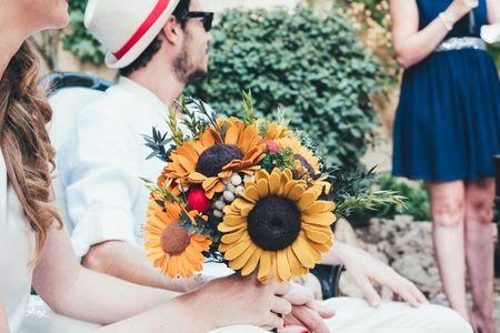 Ramos de novia artificiales: ¡30 ideas que te sorprenderán!