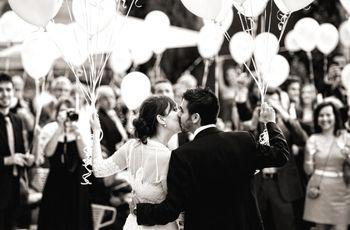 Mi primer aniversario de boda