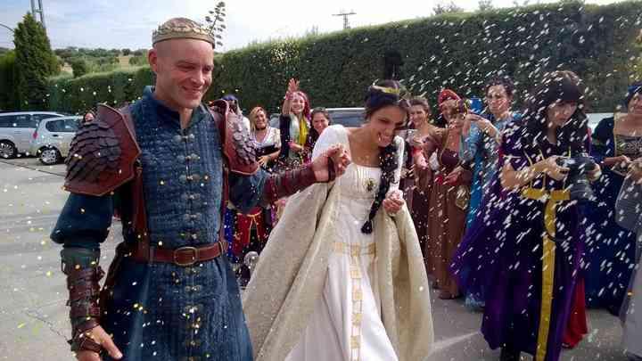 ¿Harías una boda temática? 3