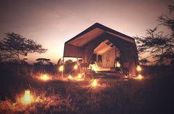 Glamping, tu luna de miel a lo Memorias de África