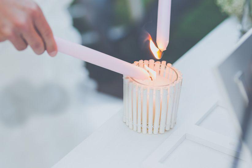 Matrimonio Simbolico En La Playa : Ideas para una boda civil la ceremonia de las velas