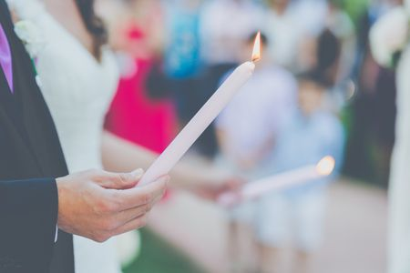 Textos para la ceremonia de la luz