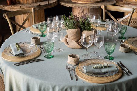 10 imprescindibles en la decoraci�n de las mesas del banquete