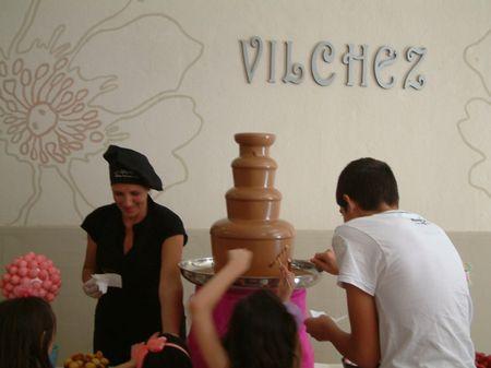 ¿Os apetece una fuente de chocolate muy sweet para el gran día?
