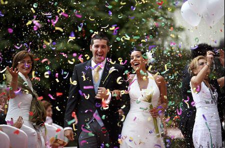 Lo peor que os pueden decir el día de vuestra boda