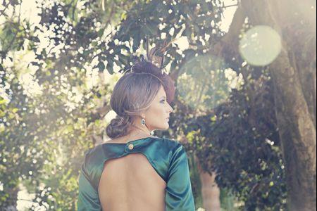 Vestidos verdes de fiesta: más de 30 modelos para impactar