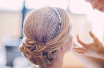 Recogidos de boda 2016: descubre las tendencias