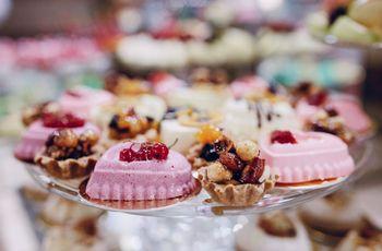 25 postres de boda deliciosos para sustituir al tradicional pastel