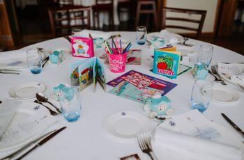 7 consejos para elegir el menú de los niños en vuestra boda