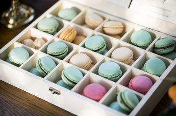 Pon macarons en tu vida… ¡y en tu boda!