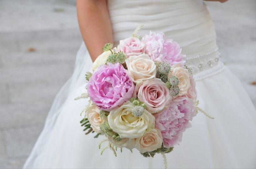 Ramo de novia artificial o natural?