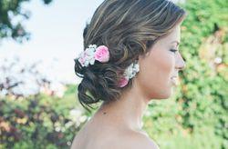 8 tips para elegir el peinado de novia perfecto seg�n tu vestido
