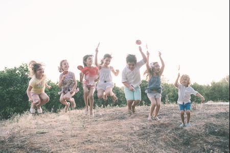 8 ideas para entretener a los ni�os en tu boda