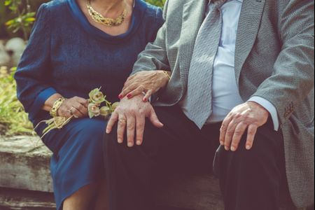 Bodas de oro: 50 años de puro amor y una vida entera