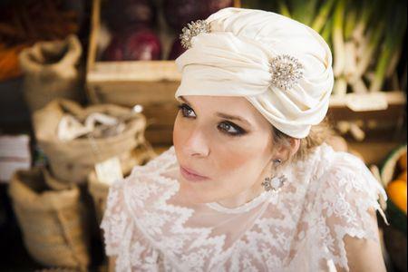 Tendencias en maquillaje de novia invierno 2015-2016