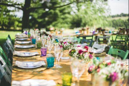 Trucos para organizar una boda barata