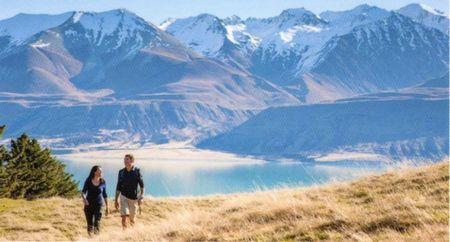 El viaje de vuestra vida: luna de miel en Nueva Zelanda