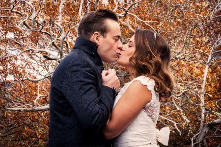 5 lugares especiales para las fotos del reportaje de bodas