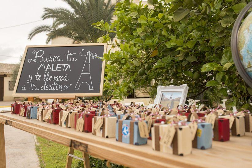 20 ideas originales para el seating plan de vuestra boda - Lugares originales para casarse ...