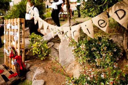8 ideas para respetar el medio ambiente en tu boda