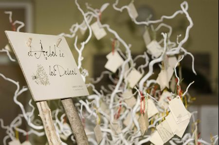 El árbol de los deseos: 10 ideas únicas para incluir en tu boda