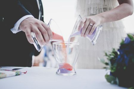6 ceremonias simbólicas para parejas que quieren un enlace diferente
